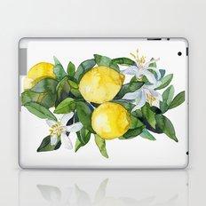 lemon tee Laptop & iPad Skin