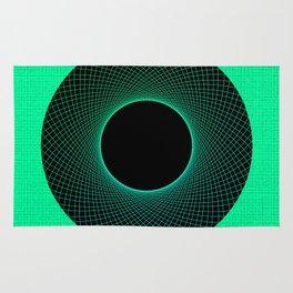 Apple Vortex Green Rug