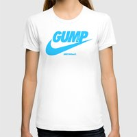 forrest gump T-shirts featuring Gump- JustDoIt IV by IIIIHiveIIII