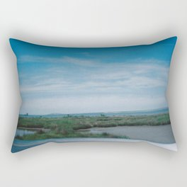 Welcome to the Island Rectangular Pillow