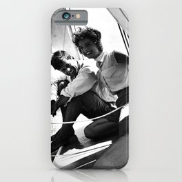 JFK Jackie Kennedy  iPhone Case