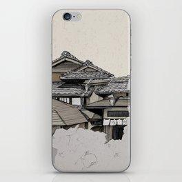 Vintage Gion iPhone Skin