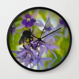 A Moment's Rest Wall Clock