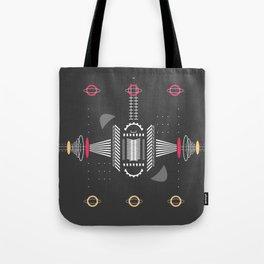 differential Tote Bag