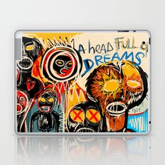 Head full of dreams Laptop & iPad Skin