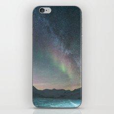 Aurora Borealis 3 iPhone & iPod Skin