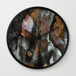 Raviver la flamme Wall Clock