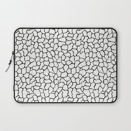 Reflection Pools in Black Pearl Laptop Sleeve
