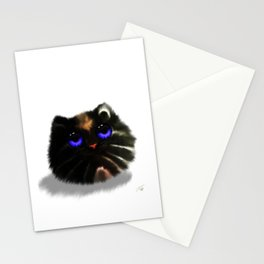 Baby Kitten Stationery Cards