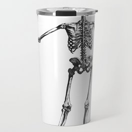 Skeleton Travel Mug