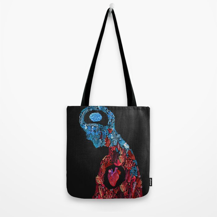 Corpo da Natureza Tote Bag