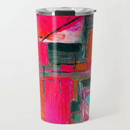 Brush Series Collors 021 Travel Mug