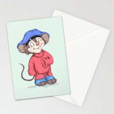 Fievel Plushkowitz Stationery Cards