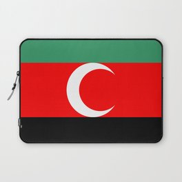 Darfur sudan country region ethnic flag Laptop Sleeve