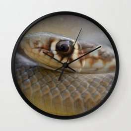 Rest Not In Peace Wall Clock