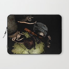 The Weapons Of War Laptop Sleeve