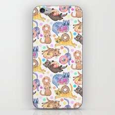 Sprinkles on Donuts and Whiskers on Kittens iPhone & iPod Skin