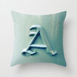 ABCs Throw Pillow
