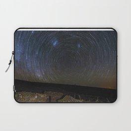 Circles of Stars Laptop Sleeve
