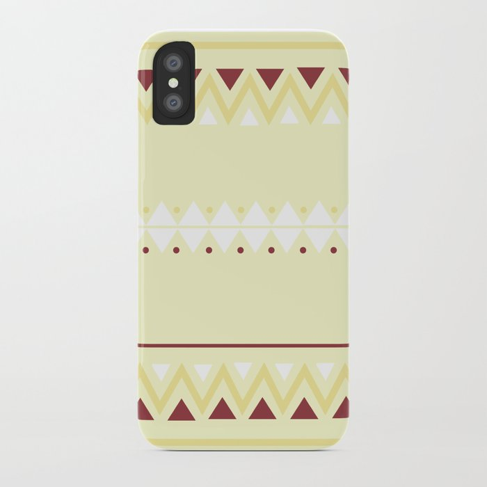 Pattern 03 iPhone Case
