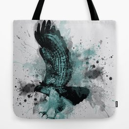 HAWK DIVE Tote Bag