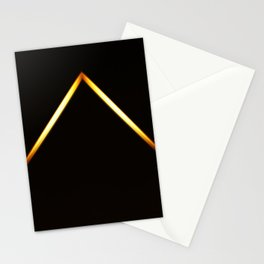 Pyramid of Light Stationery Cards