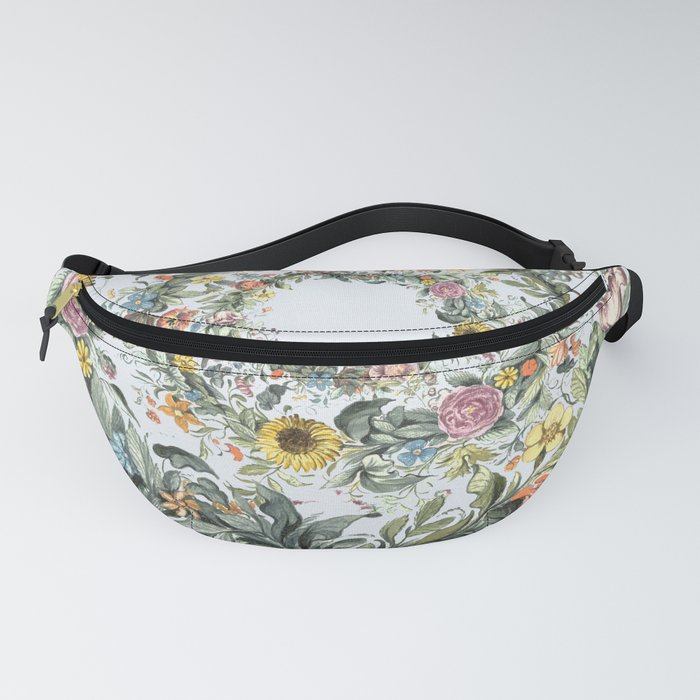 Circle of Life in  Blue Fanny Pack