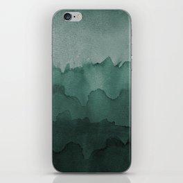 Mermaid Wash iPhone Skin