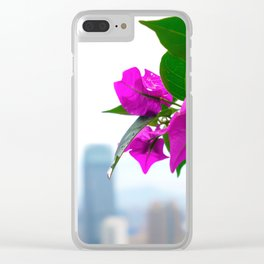 Summer in Taiwan Clear iPhone Case