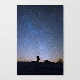 Star Crossed Lovers Canvas Print