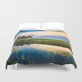 Fairfield Church Duvet Cover