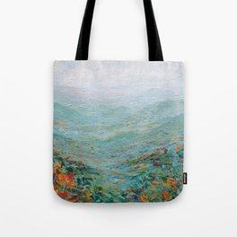 Blue Ridge October Tote Bag