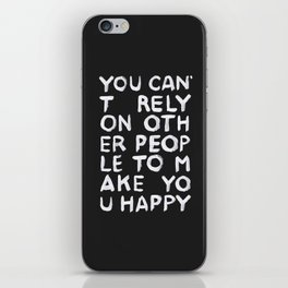 Rely iPhone Skin