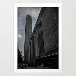 Tate Art Print