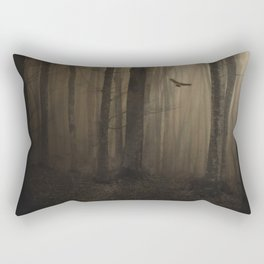 Return to the light Rectangular Pillow