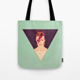 David Bowie/Aladdin Sane Tote Bag