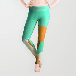 NATURE CELLO Leggings