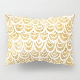 Watercolor Mermaid Topaz Pillow Sham