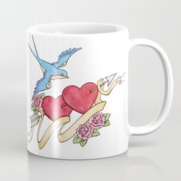 No Love, No Pain Coffee Mug