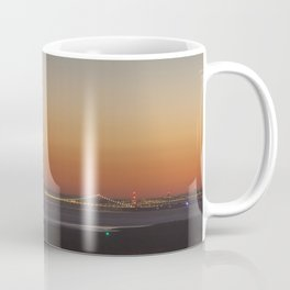 November Sunset over the Severn Coffee Mug