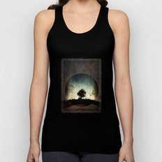 One with the Universe Unisex Tank Top