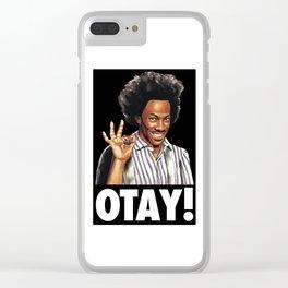 Hi... I'm Buhwheat! Clear iPhone Case
