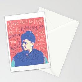 Ida B Wells Stationery Cards