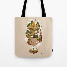PRINCE POO'S PANNA Tote Bag