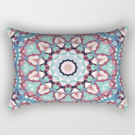 Geometric ornament 19 Rectangular Pillow