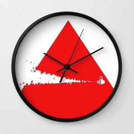 The Polygon Wall Clock