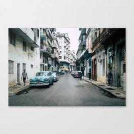 Centro Habana Canvas Print