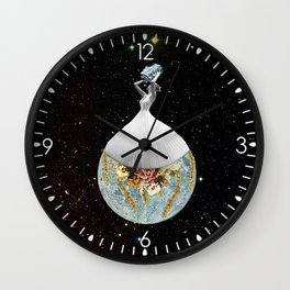 Element 115 Wall Clock