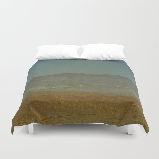 And She Winds Duvet Cover