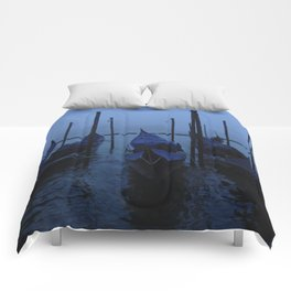 Venice, Grand Canal 2 Comforters